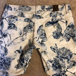 Guess Jeans - Guess floral skinny jeans